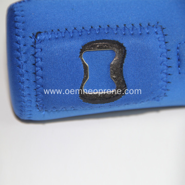 Heat Transfer Custom Neoprene Bottle Wrap Holder