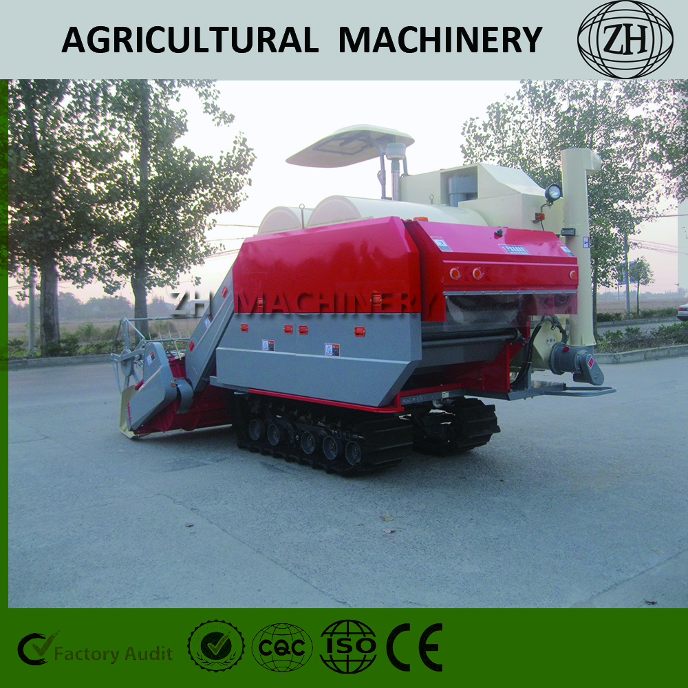 Top Sales Grain Harvesting Machinery