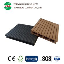 High Quality WPC Decking with Certification (Hlm134