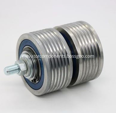 Schindler Steel Belt Pulley ASSY