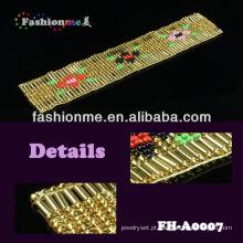 sapato acessórios flores em Fashionme