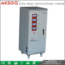 2016 New Type Direct Manufacturer SVC 10 kva TNS Three Phase High-precision Automatic AC Household Voltage Stabilizer for AKSDQ