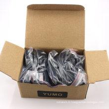 Yumo Lm12-2002A Sensing Range 4mm Rincer SCR Nc 90-250VAC M12 Capteur De Proximité Inductif Cylindre