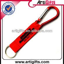 2013 Fashion pretty carabiner keychain