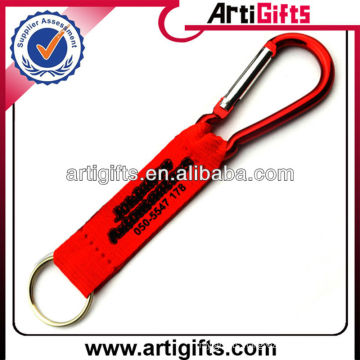 2013 Fashion pretty carabiner keychain