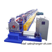 High quality Square down spout roll forming machine, used for roof water