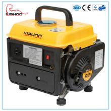 Портативный бензиновый генератор 650 Вт, 950 бензиновый генератор постоянного тока