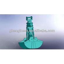Hot Bucket hydraulique pour palette d'excavation