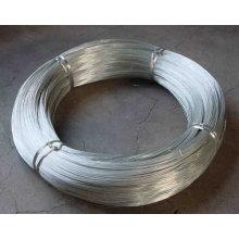 Alambre galvanizado electro eléctrico del hierro del precio bajo de la venta caliente para la encuadernación (fabricante)