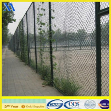 Diamond Chain Link Fence for Security