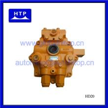 motor de giro para hyundai R375-7