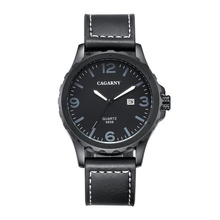 Leuchtende Armbanduhr 4,6 mm Case Sizebig Hände Unisex tragen
