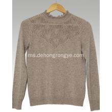 Sweater renda kasmir renda