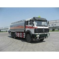 BEIBEN diesel tanker truck capacity volume 25000L