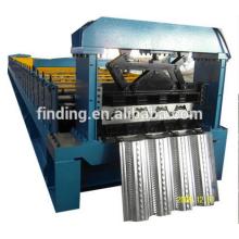 Hangzhou Hangzhou en acier haute qualité structurelle construction acier structurel construire materia équipement plancher plate-forme formant la machine