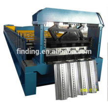 Hangzhou high quality Hangzhou steel structural building steel structural building materia equipment floor deck forming machine