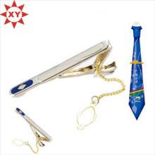 Vente chaude pince à cravate en métal avec prix bas