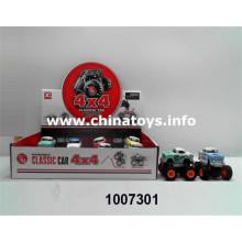 carro de fricção do veículo off-road, carro de brinquedo com 4 cores (1007301)