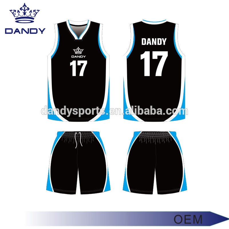 basketball team uniforms