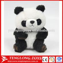 Lovely panda en forma de mini grabadora de voz de juguete para niños
