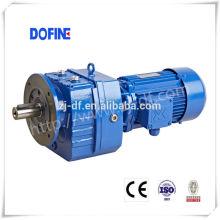 DOFINE R series helical gear reducer gearbox gear motor