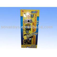 bo wire control toy truck crane