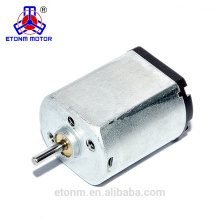 Mini-Motor Made in China Low-Speed-DC 3v 3000rpm Mikromotor Low Voltage Mini DC-Motor für sichere und Schlösser