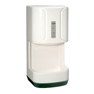 Hot/Cold Wind Jet Air Wall-mounted Hand Dryer