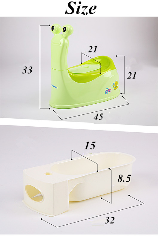 Plastic Potty Training