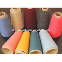 Fio de lã de caxemira da fábrica China para lenço de malha de varejo e online