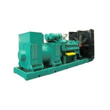 Generador diesel de alto voltaje