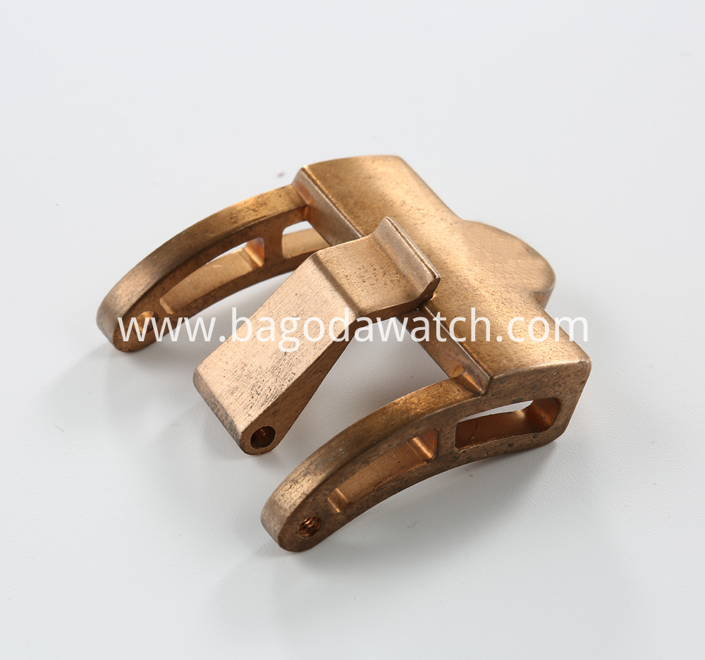 20mm Bronze Buckle