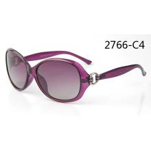 Purple women's sunglasses polarized