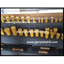 Taper Mining Button Drill Bit China Manufacturer