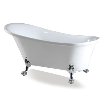 Clawfoot Soak Slipper Tub