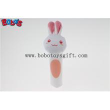 14 centímetros Melhor Preço Atacado Plush Bunny Hand Bell Toy Bosw1041