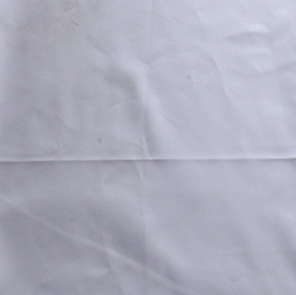 White Twill Hospital Fabric
