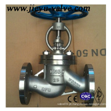 Aço Inoxidável CF8 Flange Globe Valve