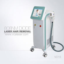 Best Effect vacuum assistant laser hand-pieces with high quality