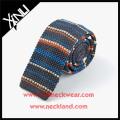 New Fashion Chinese Manufacturer Mens Neck Knit Tie Striper