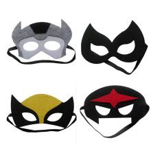 FQ marca festa super herói animação máscara