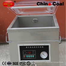 Machine de conditionnement sous vide automatique à chambre unique Dz350