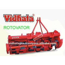 Rotule rotative pour tracteur