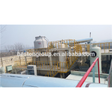 5-8 years life time no pollution pyrolysis machine for recyling rubber