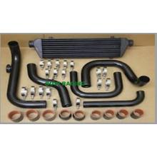 Schwarzer Auto-Ladeluftkühler für Honda B-Serie (B16 B18 B20)