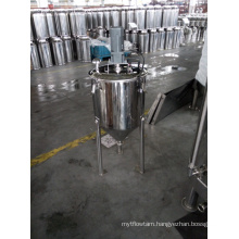 Stainless Steel Beer Brewing Fermenter with Legs