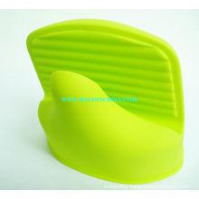 Atoxic Eco Friendly Heat Resistant Silicone Rubber Glove