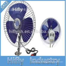 21 watt Auto Fan Dc 12 v / 24 v Mini Auto Fan Tragbare Auto Fan Autogebläse Ventilator Oscillating Auto Fan
