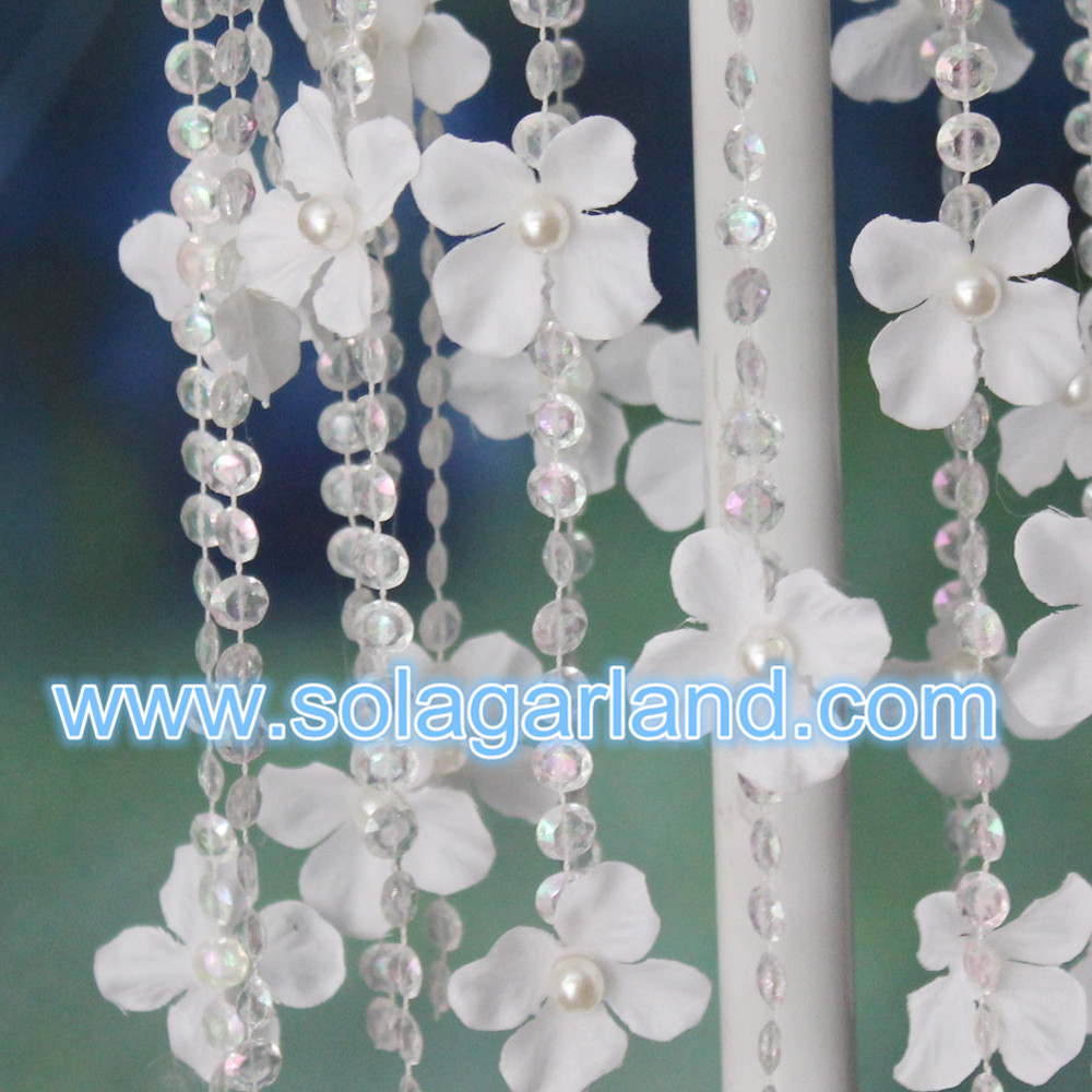 Flower Bead Garland