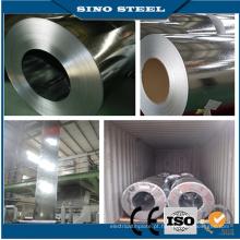 Bobina de aço galvanizada mergulhada quente da bobina de aço do zinco de Dx51d Z60
